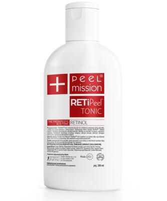 Tonik z retinolem