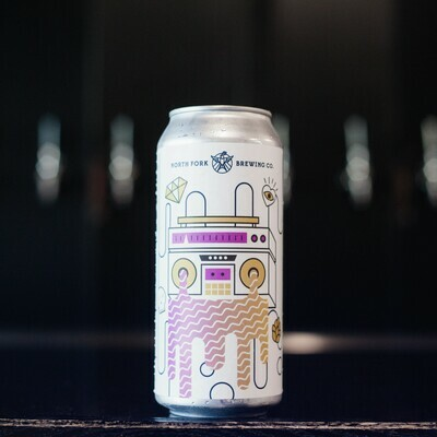 Run the Juice with Passion Fruit IPA: 4 Pack