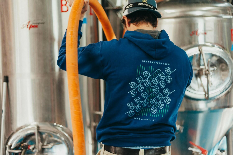 Brewers Who Farm Hoodie