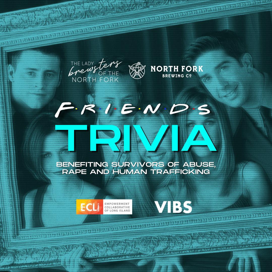 Barrel/Bar Top for Tues 4/13: FRIENDS Trivia/Fundraiser