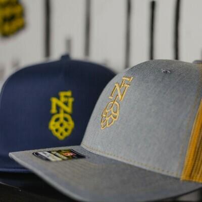 Monogram Flat-Brim Hat