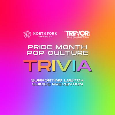 Barrel/Bar Top for 2: Pride Trivia Fundraiser (6/22)
