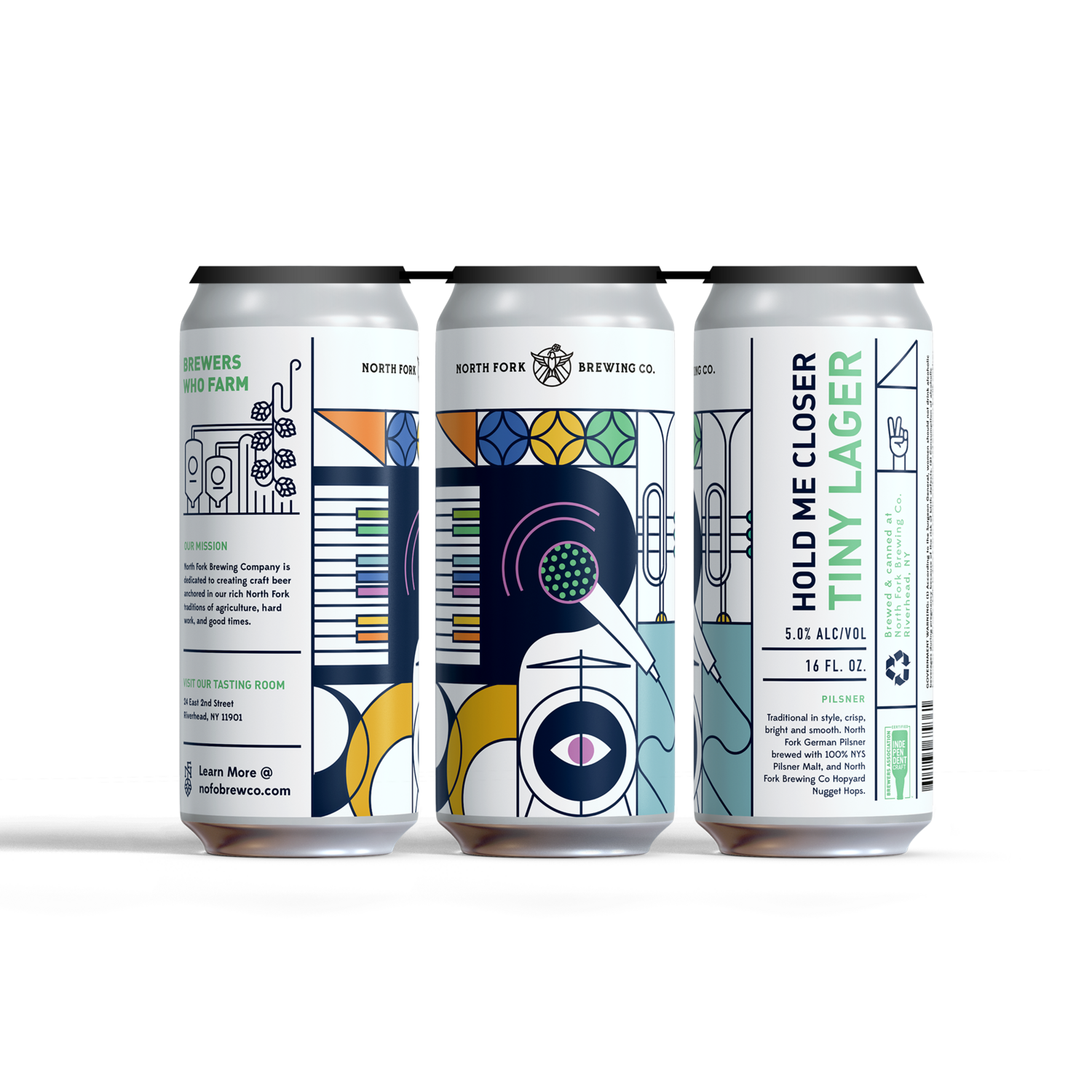Hold Me Closer Tiny Lager: 4 Pack