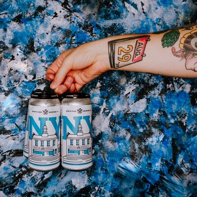 New York State of Grind DIPA: 4 Pack