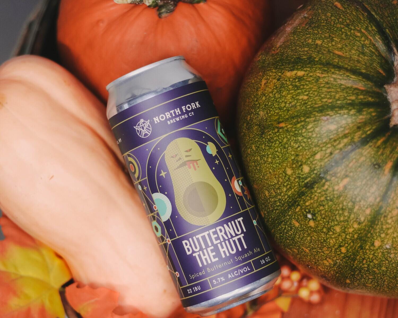 Butternut the Hutt Squash Ale: 4 Pack