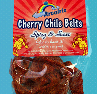 Cherry Chile Belts 12 Pack