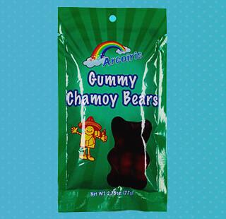Gummy Bears Chamoy 1.75oz / 12 Pack