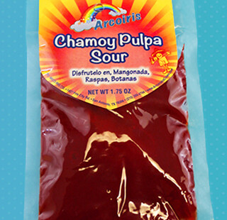 Chamoy Pulpa Red (Large) 1.75oz / 12 Pack