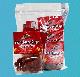 Sour Cherry Drops 2oz / 12 Pack