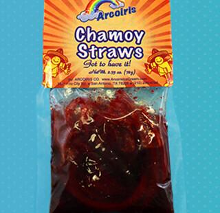 Tiritas Sabrositas Straws Chamoy 1.25oz / 12 Pack
