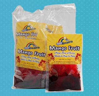 Mango Slices Chamoy 12 Pack