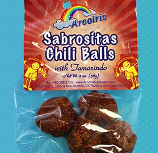 Sabrositas Chili Balls 12 Pack