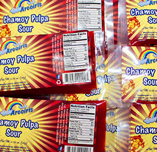 Chamoy Pulpa Red (Small) .75oz / 40 Pack