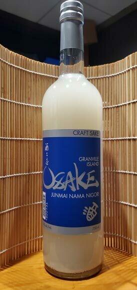 Osake Nama Nigori