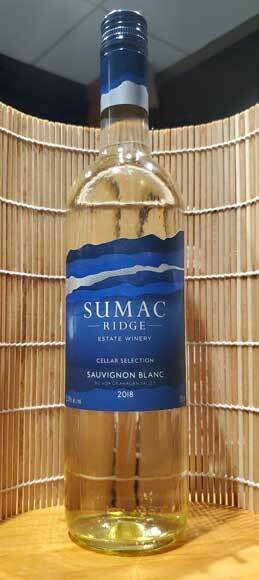 Sumac Ridge Sauv Blanc