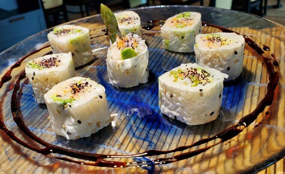 Speckled Scallop Roll