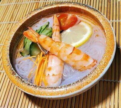 Sunomono Noodle Salad (Prawn)