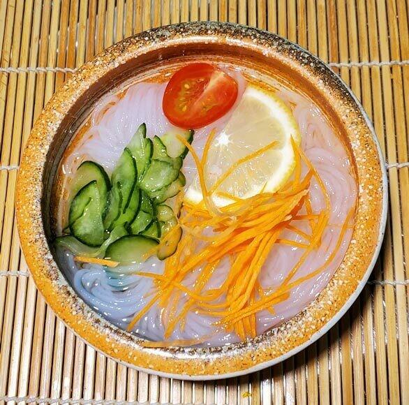 Sunomono Noodle Salad (Plain)