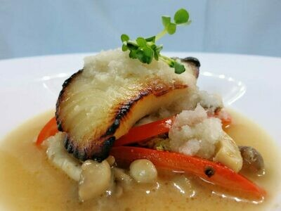 Zen Style Sablefish