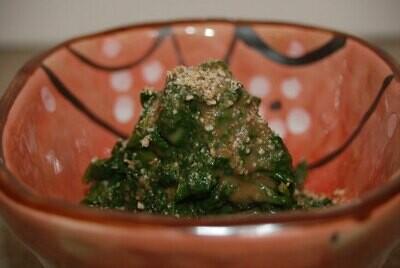 Spinach Gomae Ae