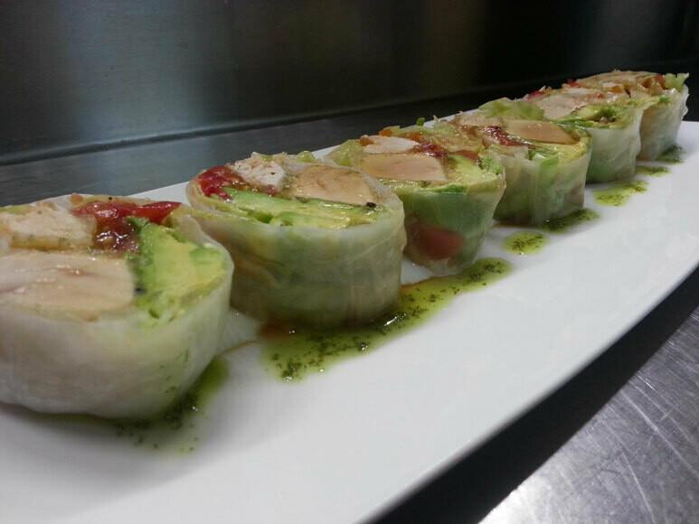 Fish Taco Roll