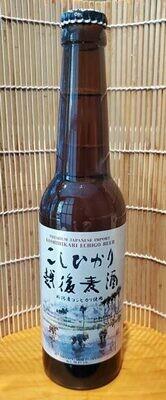 Echigo Beer