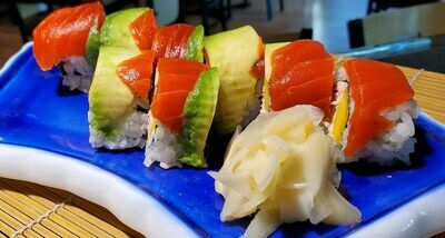 Alaskan Roll GF with Dungeness Crab