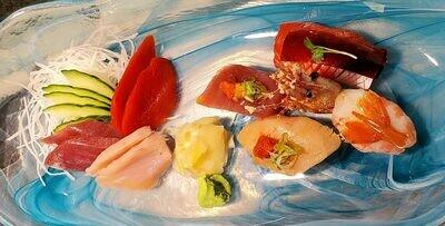 Zen Sushi & Sashimi Combo