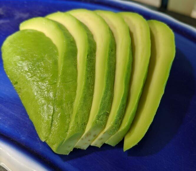 Side Avocado