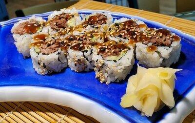 Beef Teriyaki Roll