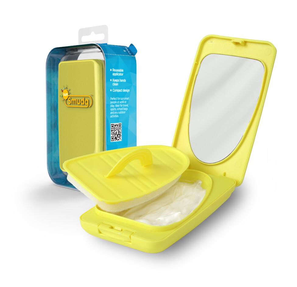 'sunSmudg' Sunscreen Applicator