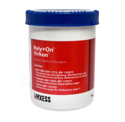 Rely+On™ Virkon®  Flacone da 1kg.