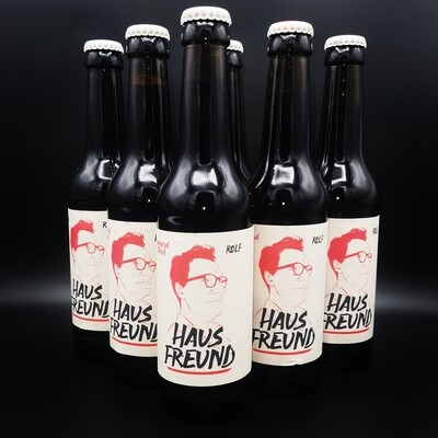 Sixpack - Rolf - Imperial Stout 6x0,33l