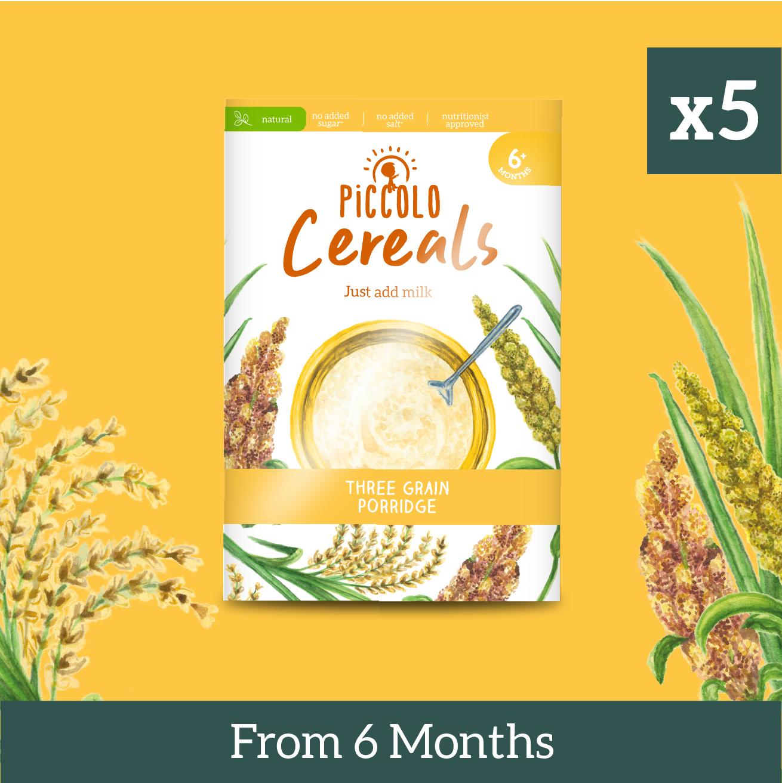 Piccolo Three Grain Porridge