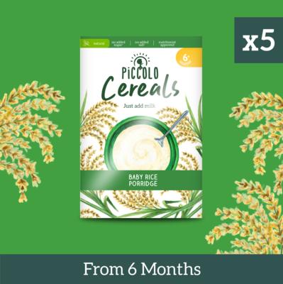 Piccolo Baby Rice Porridge