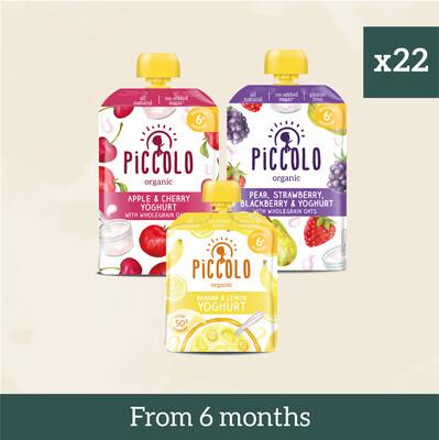 Piccolo Organic First Tastes: Yoghurt