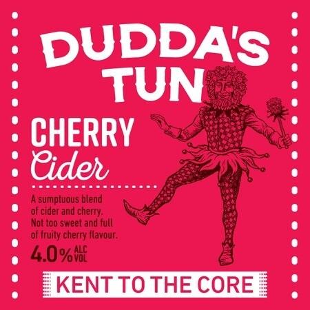 Dudda's Tun - Cherry Cider