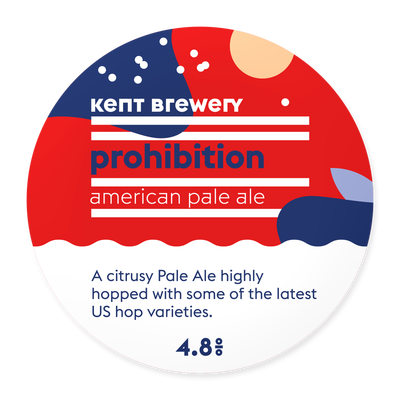 Kent Brewery - Prohibition