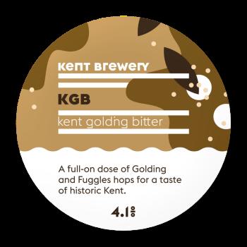 Kent Brewery - Kent Golding Bitter (KGB)