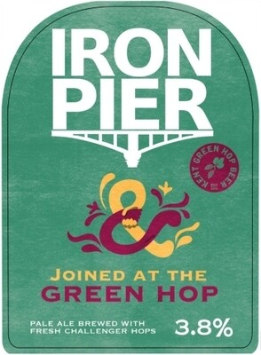 Iron Pier - Joined at the Green Hop