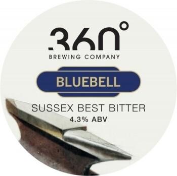 360 Brewing - Bluebell Sussex Best