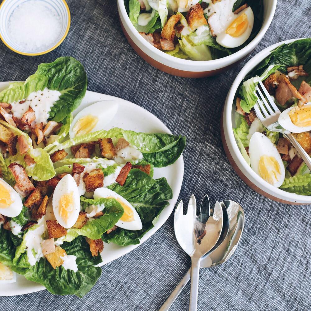 Caesar Salad Deluxe