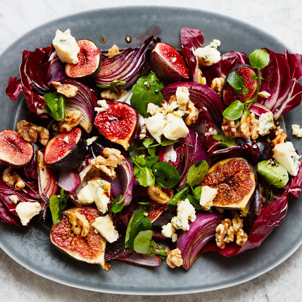 Energy Goat Salad