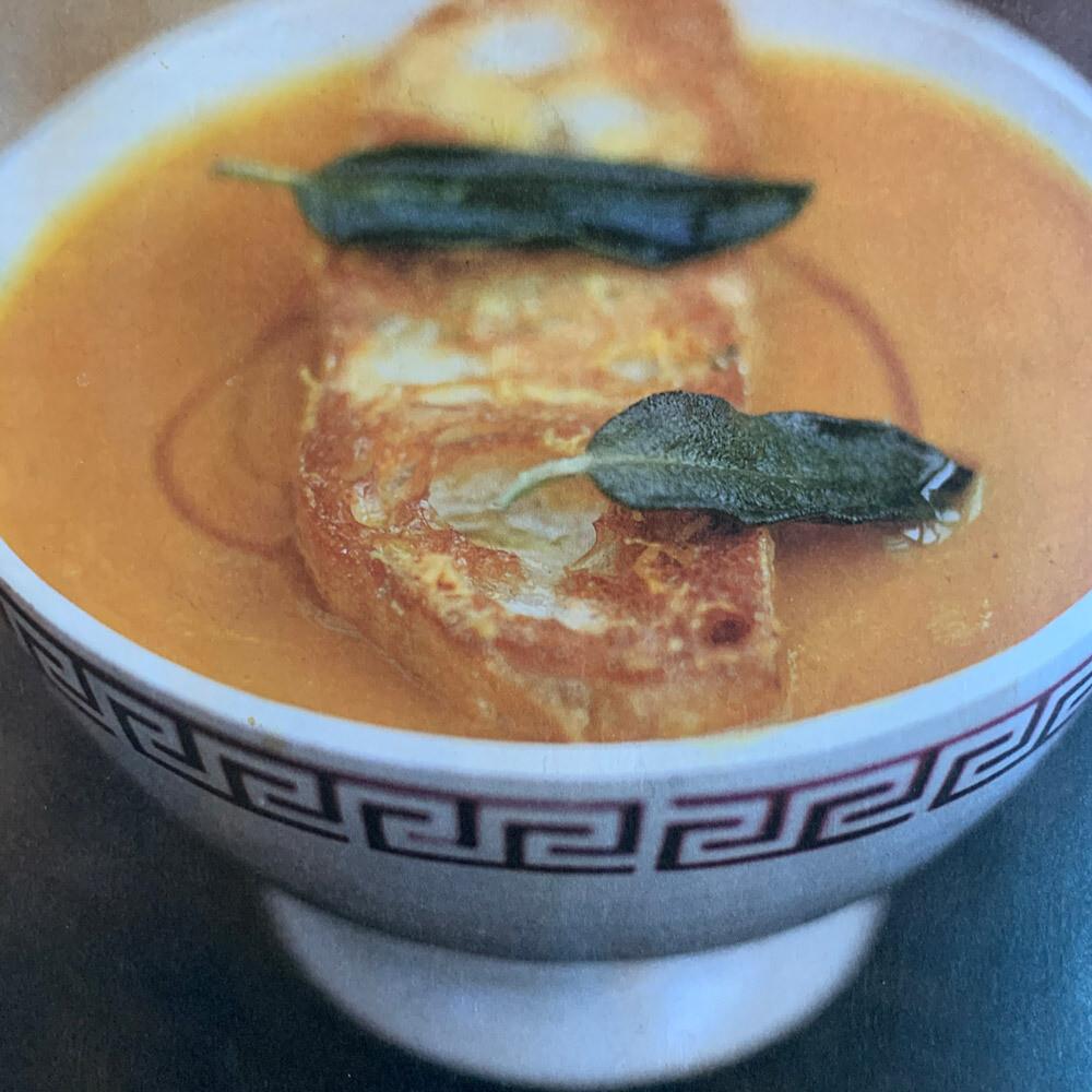 Super Squash Soup