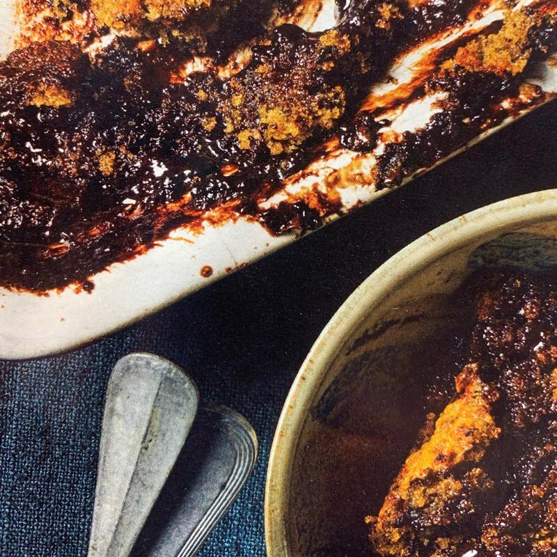 Sticky Toffee Chocolate Pudding