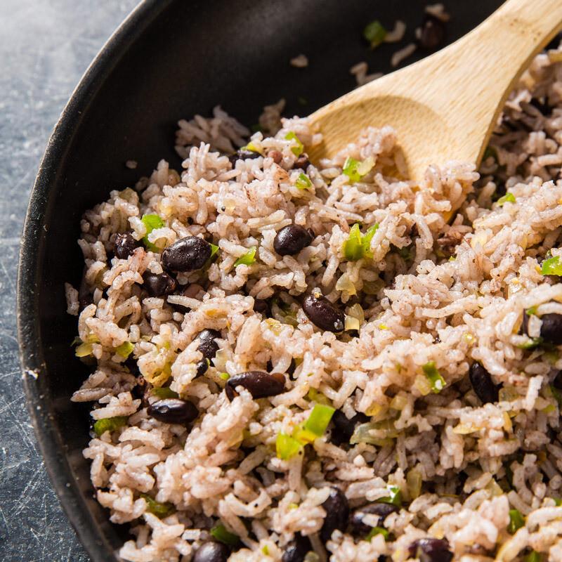 Black Bean Rice