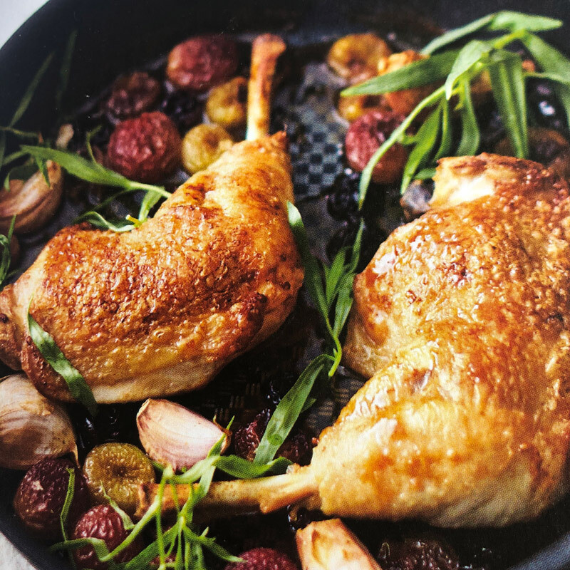 Sweet Tarragon Chicken