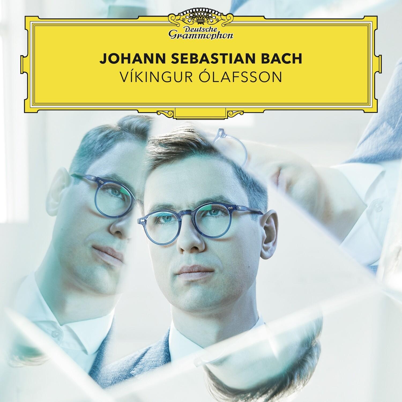 Víkingur Ólafsson - Johann Sebastian Bach 2LP (180g Heavyweight Vinyl Pressing)