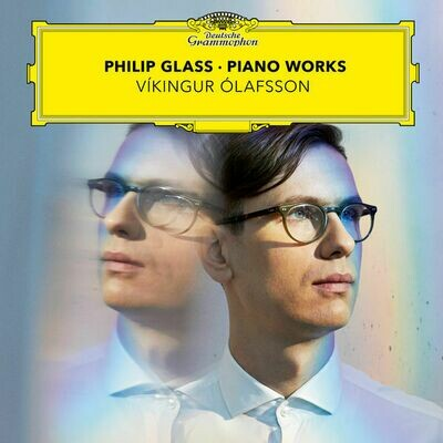 Víkingur Ólafsson - Philip Glass 2LP (180g Heavyweight Vinyl Pressing)