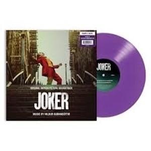 Hildur Guðnadóttir - Joker LP (Purple Vinyl)